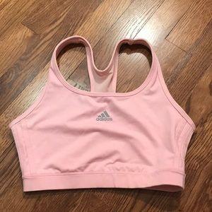 Adidas Women's sports bra. Size medium